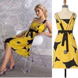 Moulinette Soeurs brighter season silk dress